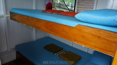 Sailing Komodo Standard Boat 10 Person - Third Cabin Fit 4 Person